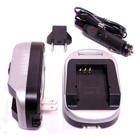 Maximal Power FC600 OLY LI-50/50B Rapid Travel Charger for Olympus Battery (Silver)