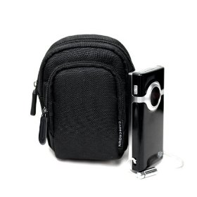 Flip Video Ultra Series Camcorder Compact Camera Carrying Case