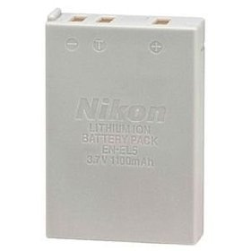 Nikon EN-EL5 Rechargeable Li-ion Battery for Coolpix P3, P4. P5000, S10, 3700, 4200, 5200, 5900 & 7900 Digital Cameras