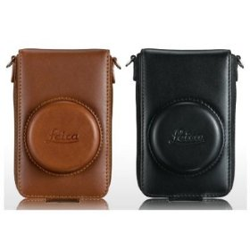 Leica D-Lux 4 Leather Case, Brown