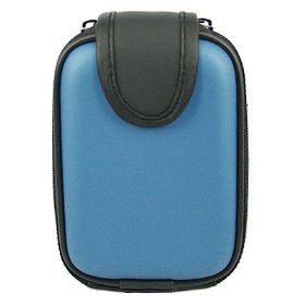 Blue Case for Sony Cyber-Shot Digital Cameras