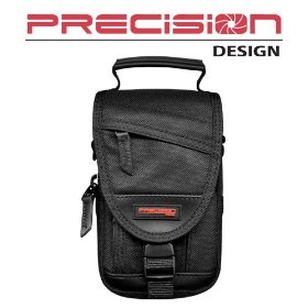 Precision Design Digital Padded Carrying Case for Pentax Option H90, P70, P80, W90, WS80, I-10, X70 Digital Cameras