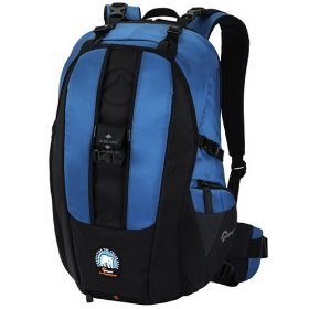 Lowepro 35092 Primus AW Premium Backpack (Arctic Blue)