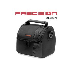 Precision Design Digital Camera Padded Carrying Case for Fuji Digital Cameras