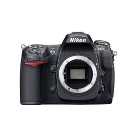 Nikon D300S 12.3 Megapixels SLR Digital Camera Body - Refurbished by Nikon U.S.A.