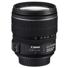 Canon EF-S 15-85mm f/3.5-5.6 IS USM UD Wide Angle Zoom Lens for Canon Digital SLR Cameras