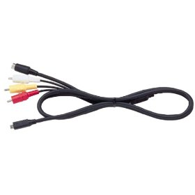 Sony VMC15FS A/V Cable for most Sony MiniDV & DVD Camcorders