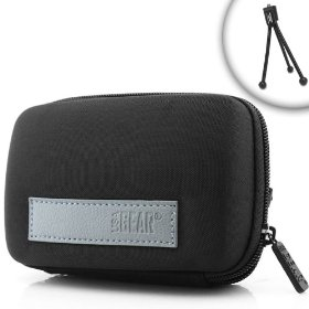 Action-Ready Carrying Case for Kodak Zi8 HD Pocket Video Camera ***Includes Mini Tripod***
