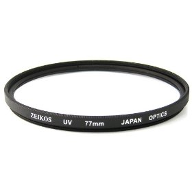 Zeikos ZE-UV77 77mm Multi-Coated UV Filter