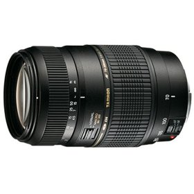 Tamron AF 70-300mm f/4.0-5.6 Di LD Macro Zoom Lens with Built In Motor for Nikon Digital SLR