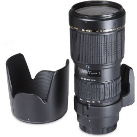 Tamron AF 70-200mm f/2.8 Di LD IF Macro Lens with Built in Motor for Nikon Digital SLR Cameras