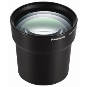 Panasonic DMW-LT55 55mm Tele Conversion Lens for Panasonic FZ7, FZ30, FZ18, and FZ50 Digital Cameras