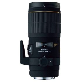 Sigma 180mm f/3.5 EX DG IF HSM APO Macro Lens for Canon SLR Cameras