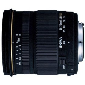 Sigma 28-70mm f/2.8 EX DG IF Aspherical Lens for Canon SLR Cameras