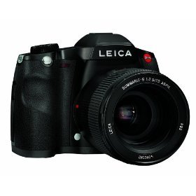 Leica S2 37.5MP Interchangeable Lens Camera with 3 inch LCD with Sapphire LCD Cover Glass and Platinum Service Package