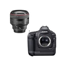 Canon EOS-1D MARK-IV Digital SLR Camera with EF 85mm f/1.2L II USM