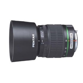 Pentax DA 50-200mm f/4-5.6 ED Lens for Pentax and Samsung DSLR Cameras