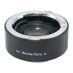 Digital Concepts 2X AF Teleconverter for Minolta Mx / AF Lenses