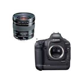 Canon EOS-1D MARK-IV Digital SLR Camera with Canon EF 20mm f/2.8 USM AutoFocus Ultra Wide Angle Lens