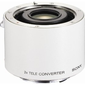 Sony SAL-20TC 2.0x Teleconverter Lens for Sony Alpha Digital SLR Camera