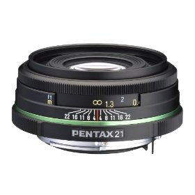 Pentax 21mm F/3.2 AL Limited Lens for Pentax Digital SLR Cameras