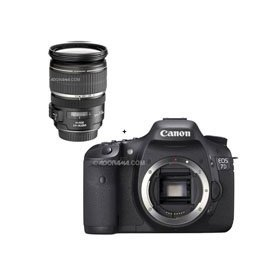 Canon EOS-7D Digital SLR Camera with EF-S 17-55mm f/2.8 IS USM