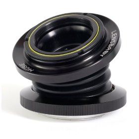 Lensbaby The Muse Double Glass for Olympus four thirds mount Digital SLR Cameras