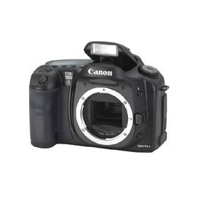 Canon EOS-10D 6.3MP Digital SLR Camera (Body Only)
