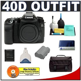 EOS 40D Digital SLR Camera Body