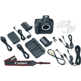 Canon EOS 1Ds Mark III 21.1MP Digital SLR Camera (Body Only)
