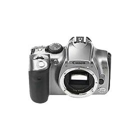 Canon EOS 300D - Digital camera - SLR - 6.3 Mpix - body only - supported memory: CF, Microdrive