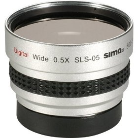 SIMA SLS-05 Wide Angle Conversion Lens