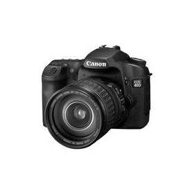 CANON 10.1MP EOS 40D Digital SLR Camera With 3.0 inch LCD And EF 28-135mm Lens,6.5 fps continuous shootin,sRAW mode,35-zone metering system