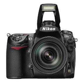 Nikon D700 12.1MP Digital SLR Camera with 18-135mm f/3.5-5.6G ED-IF AF-S DX Zoom-Nikkor Lens