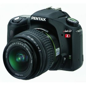 Pentax *istDL 6.1MP Digital SLR Camera (Body Only)