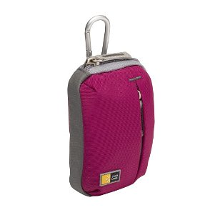 Caselogic TBC-302 Ultra Compact Camera Case with Storage (Magenta)