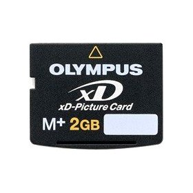 Olympus M+ 2 GB xD-Picture Card Flash Memory Card 202249