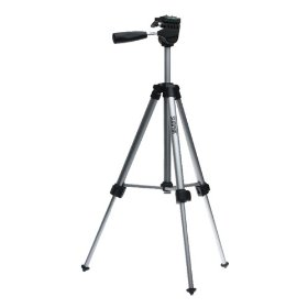Sunpak Platinum Plus 48-Inch Compact Travel Tripod with 3-way Panhead for Digital Cameras and Camcorders