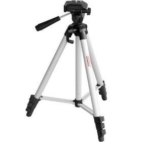 DigiPower TP-TR260 51-Inch Digital Camera and Camcorder Tripod