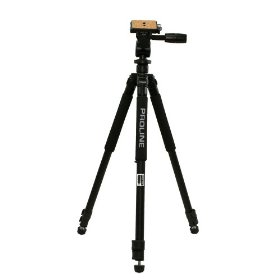 Dolica AX730P105 73-Inch Proline Tripod and Pan Head
