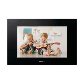 Sony DPF-D1020 10-Inch WVGA LCD (16:10) Digital Photo Frame (Black)
