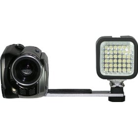 Sima SL-20LX Ultra Bright Video Light (Black)