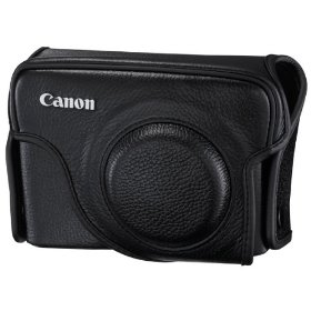 Canon SC-DC65A Genuine Leather Case for PowerShot G11 & G12 Digital Camera