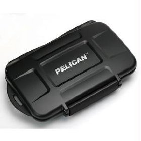 Pelican 0940 Compact Flash Memory Card Protective Case