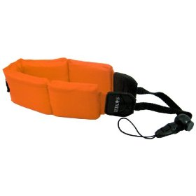 Zeikos ZE-FS10-OR Floating Strap (Orange)