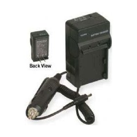 AC/DC Rapid Battery Charger For Canon LP-E8