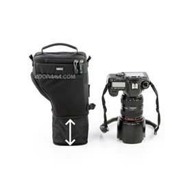 Think Tank Digital Holster 20 V2.0 - Holds DSLR + 70-200 + Hood Reversed