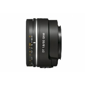 Sony 50mm f/1.8 SAM DT Lens for Sony Alpha Digital SLR Cameras