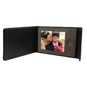 Digital Foci Photo Book 8-Inch Portable Digital Photo Album (PBK-080)