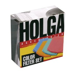Holga 148120 Color Filter Set